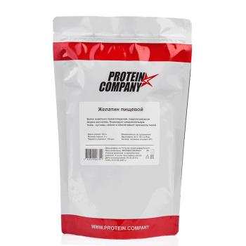 Gelatin / Желатин говяжий / Порошок / 25 порций / 500 грамм / вкус натуральный