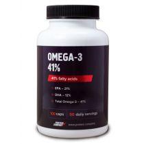 Ocean omega-3 41% / Омега 3, 1000 мг / Мягкие ЖК / 50 порций / 100 капсул