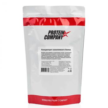 Hemp protein 57% / Конопляный протеин / Порошок / 20 порций / 500 грамм / вкус натуральный