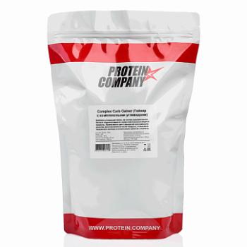 Complex carb gainer / с комплексными углеводами / Порошок / 20 порций / 1 000 грамм / вкус яблоко