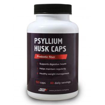 Psyllium husk caps / Псиллиум / Капсулы / 40 порций / 120 капсул