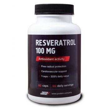 Resveratrol 100 mg / Ресвератрол 99% / Капсулы / 60 порций / 60 капсул