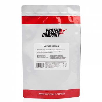 Sodium citrate / Цитрат натрия / Порошок / 50 порций / 200 грамм / вкус натуральный